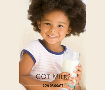 Which is Healthier — Raw Cow Milk or Raw Goat Milk?