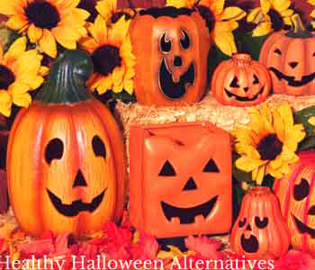 Healthy Halloween Alternatives