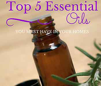 Top 5 Essential Oils That Should Be in Every Home