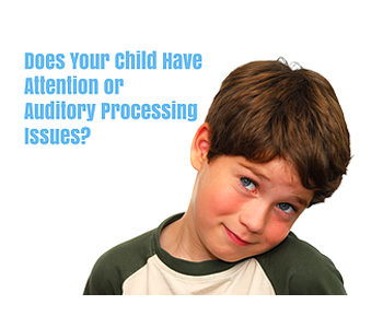 Natural Remedies to Help Your Child with Attention and Auditory Processing Issues