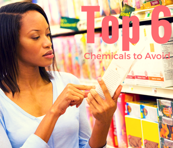 Top 6 Synthetic Chemicals and Additives to Avoid in Foods