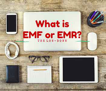 What is EMF or EMR? Why Do You Need to be Worried?