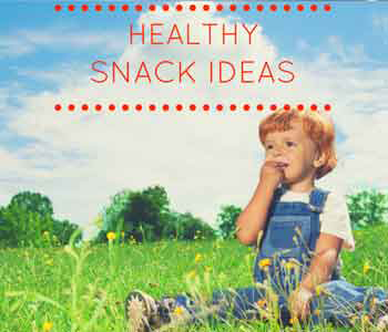 Easy Snack Ideas for Healthy Children