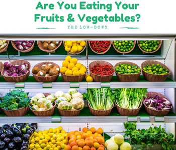 Why Fruits and Vegetables are Critical for Optimal Health and Wellness