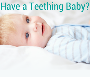 Natural Remedies for Teething Babies