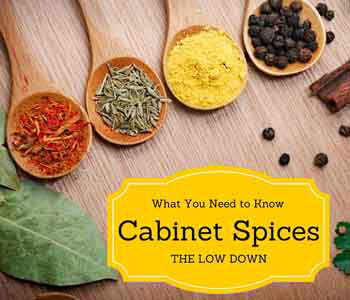 Why You Need an Organic Spice Cabinet