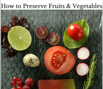 How to Keep Fruits and Vegetables Fresh to Prevent Waste