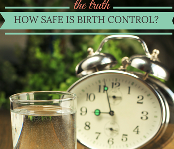 The Good, the Bad, the Hormonal: Natural Alternatives to Hormonal Birth Control
