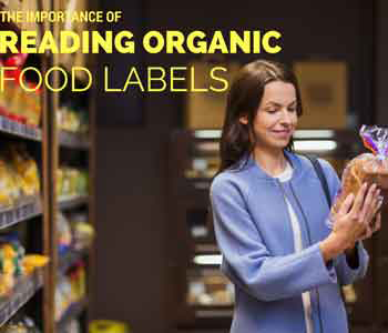 The Importance of Being Organic: Reading Organic Food Labels