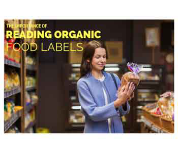 Reading Organic Food Labels