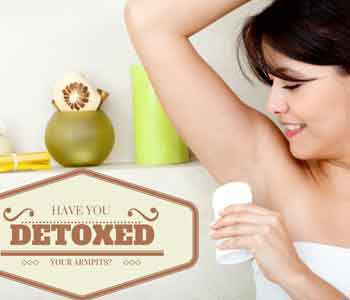 What is an Armpit Detox…And Why Do You Need One?
