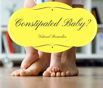 Natural Remedies for Constipated Babies